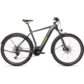 Cube Cross Hybrid Pro 500 Allroad, iridium'n'green